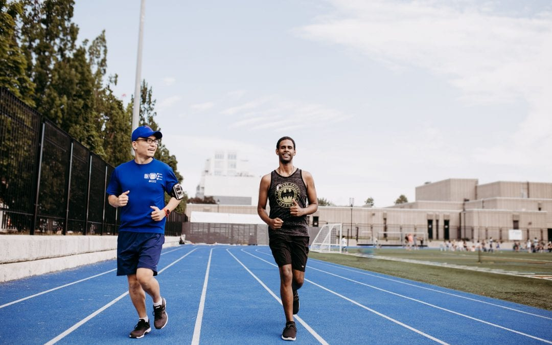 Workout Sessions for Young Dads