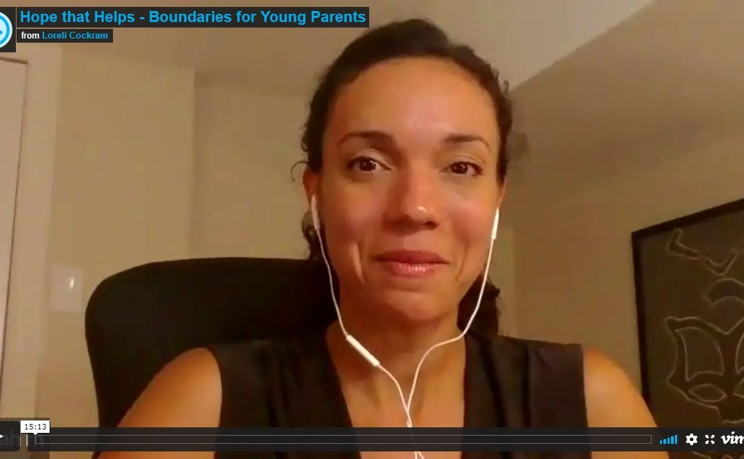 Boundaries for Young Parents – Introduction